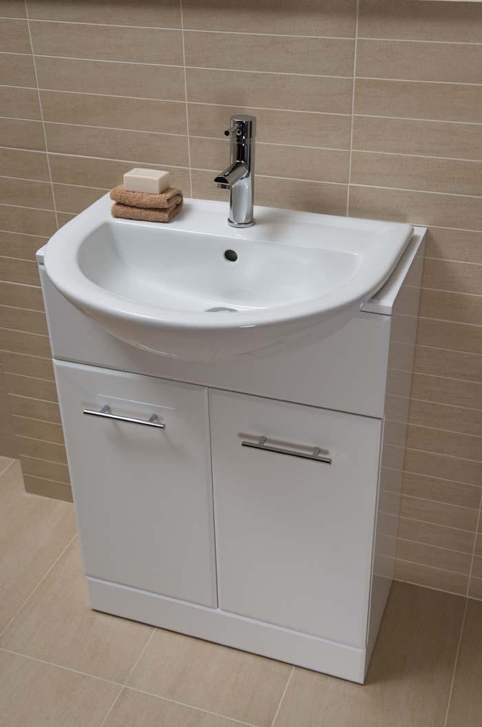 SKARA SEMI RECESSED BASIN UNIT | Alliance Sanitary Products Limited